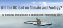 Reflections on the Climate and Ecological Emergency Bill event